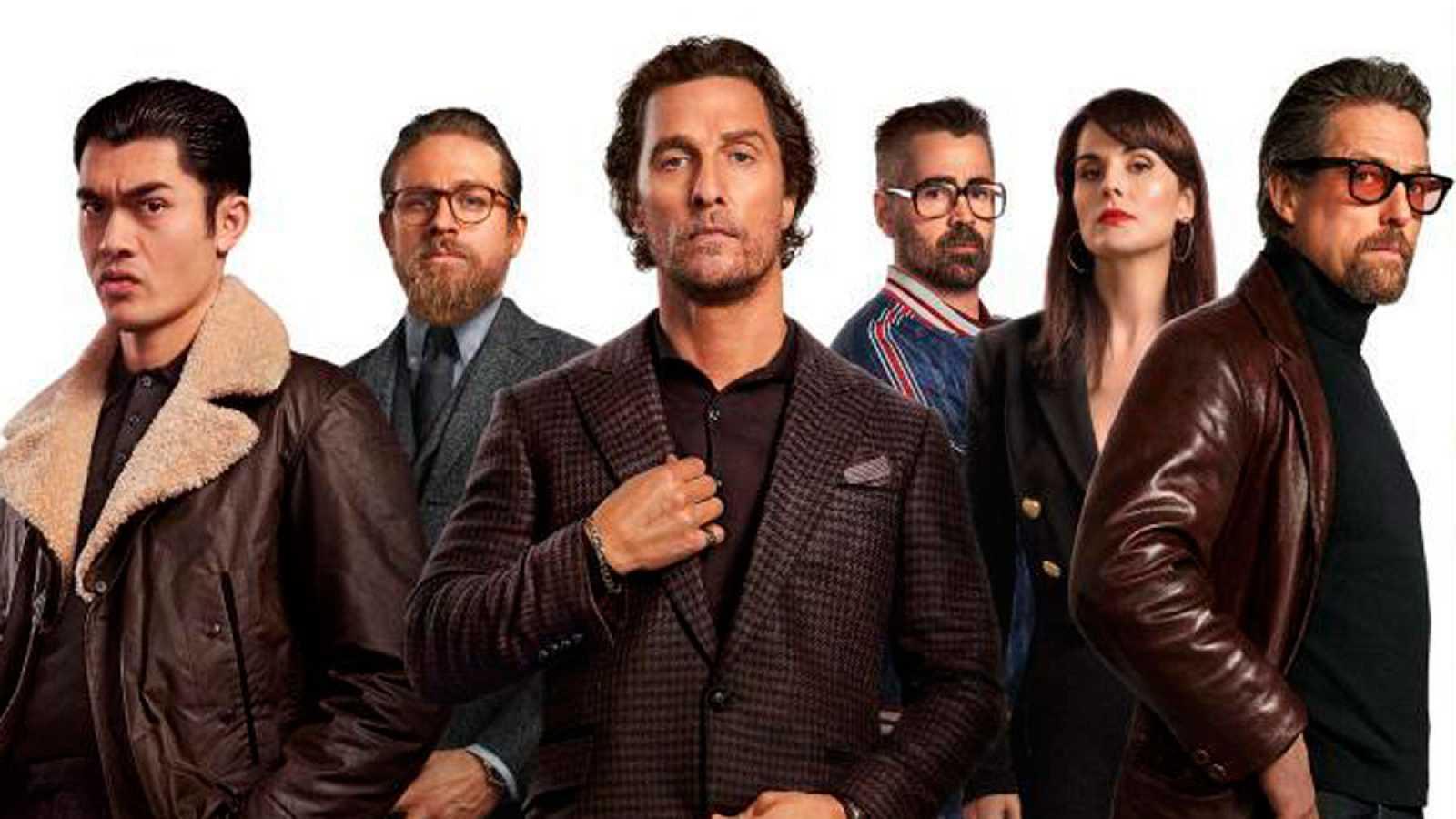 Hablamos en Nueva York con el equipo de 'The gentlemen: Los señores de la la mafia'