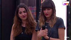 """OT 2020 - Maialen y Anajú cantan """"Con altura"""" en el primer pase de micros de la Gala 6 de Operación Triunfo"""