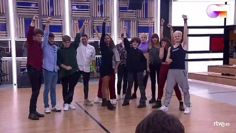 OT 2020 canta Video Killed The Radio Star, de The Buggles, en el primer pase de micros de la Gala 6 de Operación Triunfo 2020