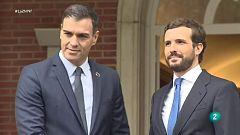 Tensa sesión en el Congreso: desencuentro entre el presidente del gobierno y el líder del PP