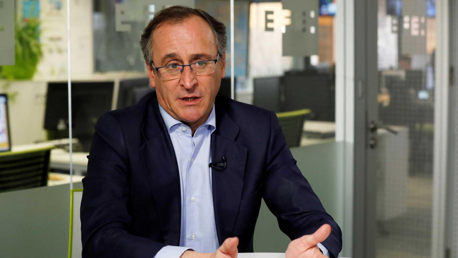 PP y Ciudadanos acuerdan una coalición para elecciones en el País Vasco encabezada por Alfonso Alonso