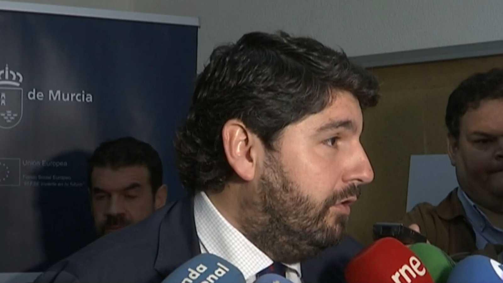 Admiten el recurso presentado por el Gobierno contra el 'pin parental' en Murcia