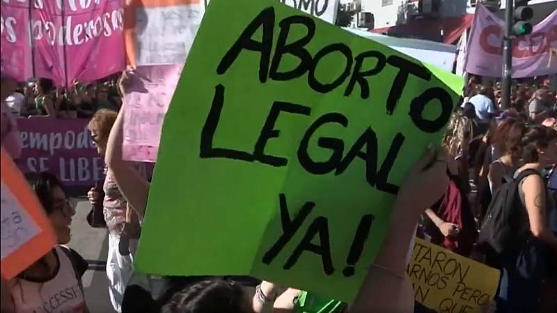 Argentina reabre el debate social y legal sobre el aborto