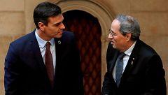 El Gobierno anuncia la fecha de la mesa de diálogo sobre Cataluña y Torra critica que no se haya pactado con la Generalitat