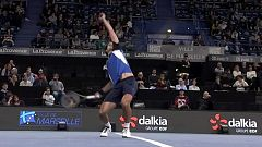 Tenis - ATP 250 Torneo Marsella: M. Kukushkin - P.-H. Herbert
