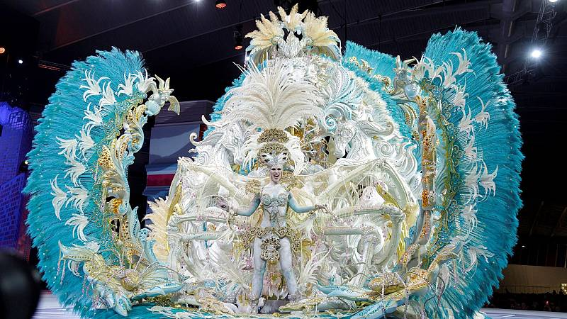 Carnaval Santa Cruz de Tenerife 2020 - Gala Elección de la Reina - ver ahora
