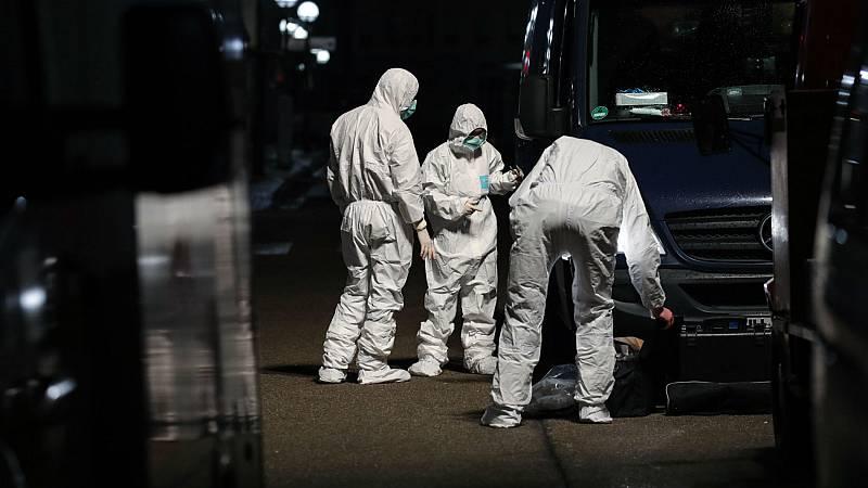 Once muertos en dos tiroteos con motivaciones xenófobas en la ciudad alemana de Hanau