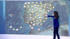 Tiempo muy estable en todo el país con temperaturas diurnas en ascenso solo en la mitad noreste peninsular