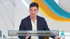 Guía del permiso de paternidad 2020