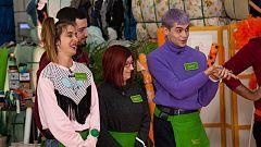 """Maestros de la Costura 3 - El """"impresionante"""" trabajo del equipo verde"""