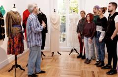 Maestros de la Costura 3 - Visita a la colección privada de Caprile