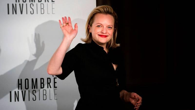 """Elisabeth Moss: """"'El hombre invisible' es una metáfora sobre una relación tóxica"""""""