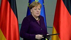 """Merkel condena el atentado xenófobo de Hanau: """"El racismo es veneno"""""""