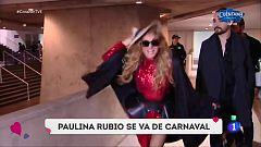 """Corazón - Hablamos con Paulina Rubio de """"buen rollito"""""""