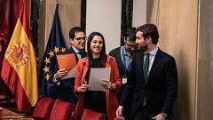 PP y Cs detallan la coalición en País Vasco tras la negativa en Galicia y las dudas en Cataluña