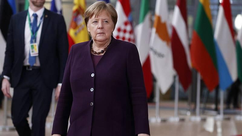 """Merkel condena los ataques xenófobos de la ciudad alemana de Hanau: """"El racismo es veneno"""""""
