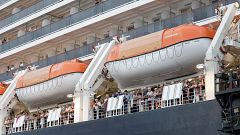 El aislamiento del crucero Diamond Princess por coronavirus, en entredicho