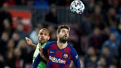 """El fichaje de Braithwaite por el Barça deja al Leganés en una situación """" casi irreparable"""""""