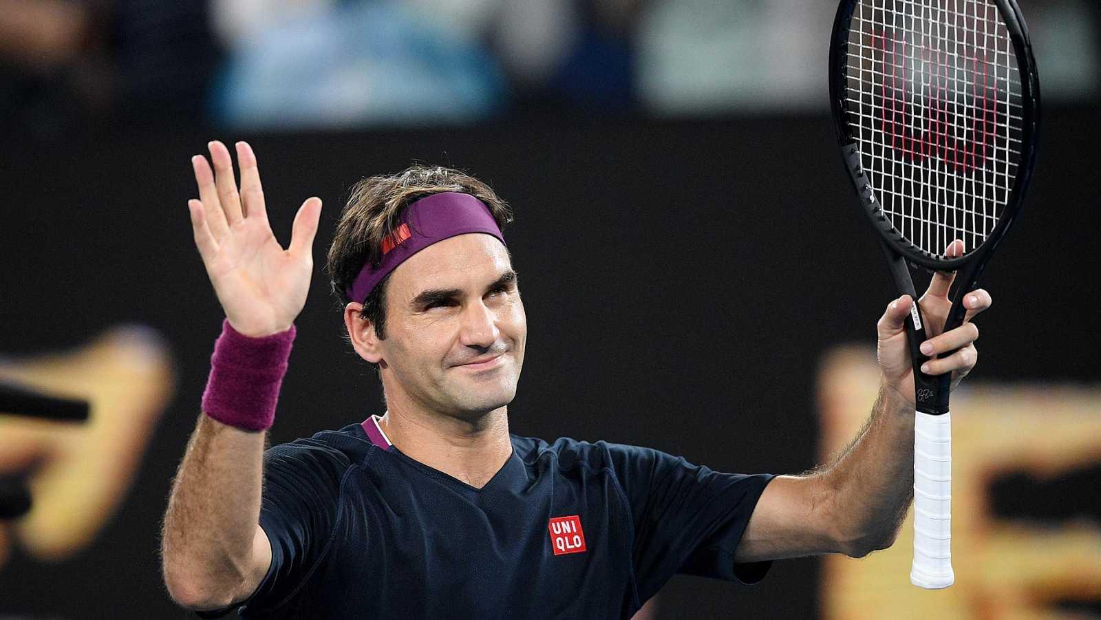 Federer se opera la rodilla y se perderá toda la temporada de tierra