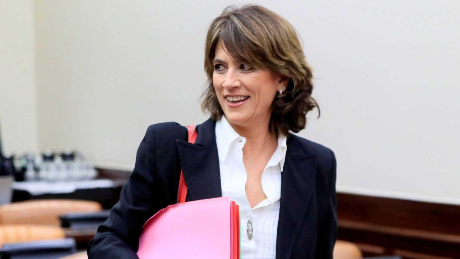 """Delgado sobre su candidatura a la Fiscalía: """"Me avala mi trabajo en la institución desde la trinchera y desde los despachos"""""""