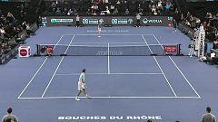 Tenis - ATP 250 Torneo Marsella: D. Medvedev - J. Sinner