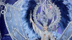 España Directo - Reina del carnaval de Santa Cruz de Tenerife