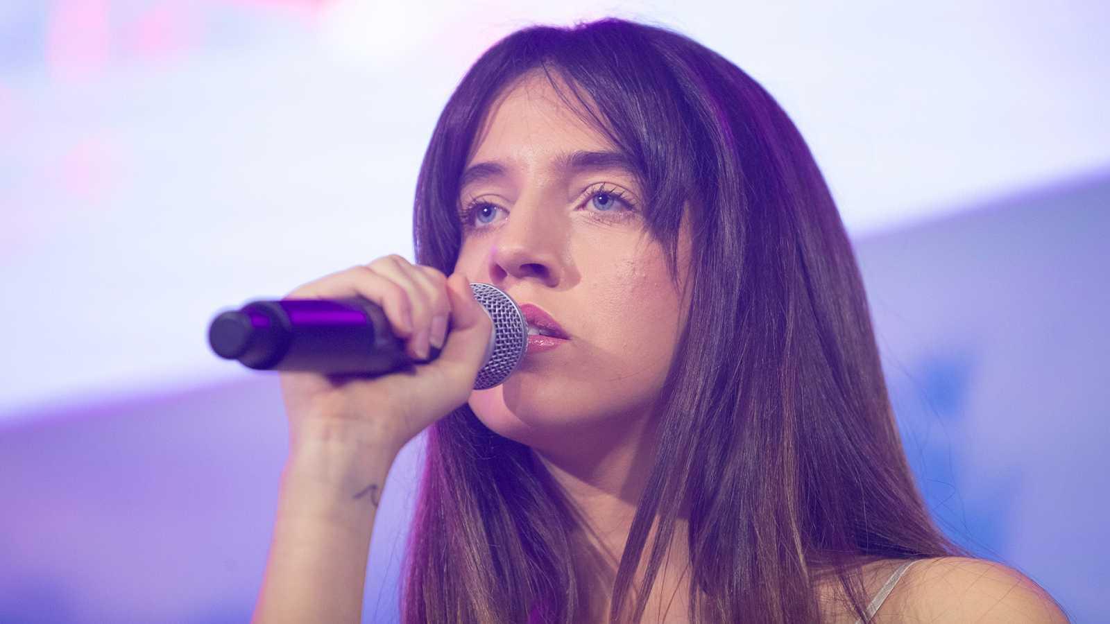 Zona Extra - VÍDEO: dani en la Fiesta de Radio 3 Extra - 20/02/20
