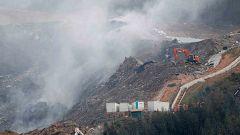 El Gobierno vasco levanta las medidas preventivas en Zaldibar