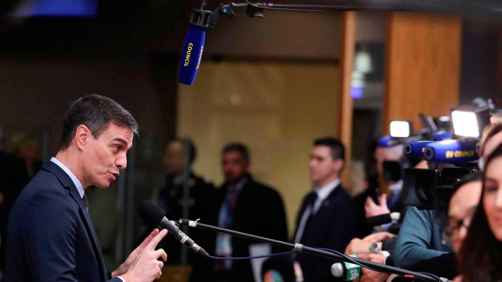 Decepción en el Gobierno tras la propuesta presupuestaria de la UE