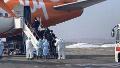 En Ucrania no quieren a sus compatriotas evacuados de China por riesgo de coronavirus