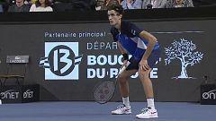 Tenis - ATP 250 Torneo Marsella: P.-H. Herbert - F. Auger-Aliassime