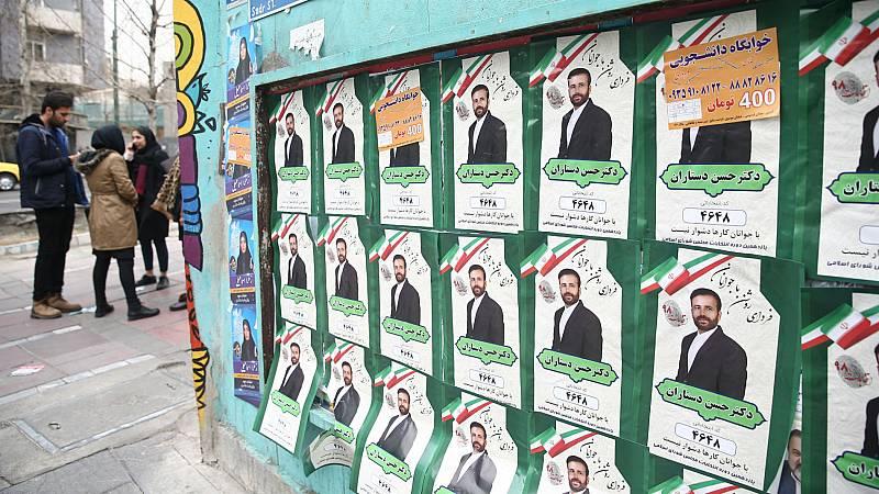 Irán se prepara para unos comicios marcados por la muerte de Soleimaní