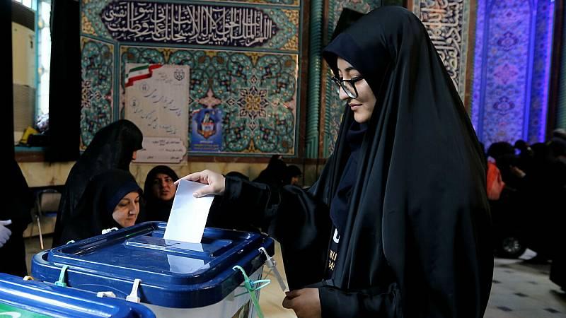 Comienzan las elecciones en Irán