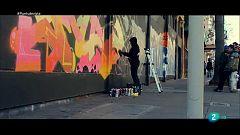 Punts de vista - Musa 71, escriptora de graffitis