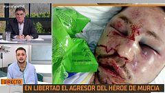 """La Mañana - Raúl, sobre la orden de alejamiento que han puesto a su agresor: """"Me tranquiliza"""""""