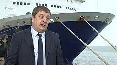 ¿Te acuerdas? - Roberto Castilla, director adjunto de Brittany Ferries España