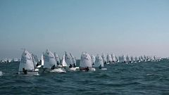 Vela - Optimist Trophy + Olympic Week 2020