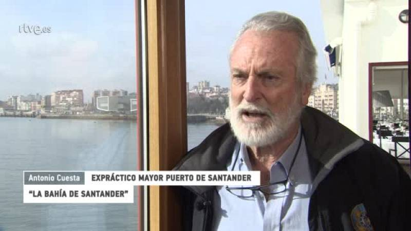 ¿Te acuerdas? - Antonio Cuesta, Expráctico Mayor Puerto de Santander - Ver ahora