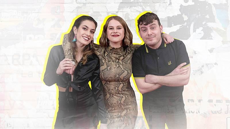 Preguntas random con Elisabet Casanovas, Júlia Bonjoch y Artur Busquets de 'Drama'