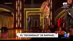 Corazón - ¡Bisbal y Raphael la lían en los Premios Lo Nuestro!