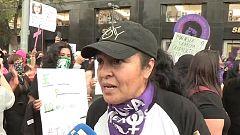 """La desesperación de una madre mexicana a la que asesinaron a su hija: """"voy a quemarlo todo"""""""