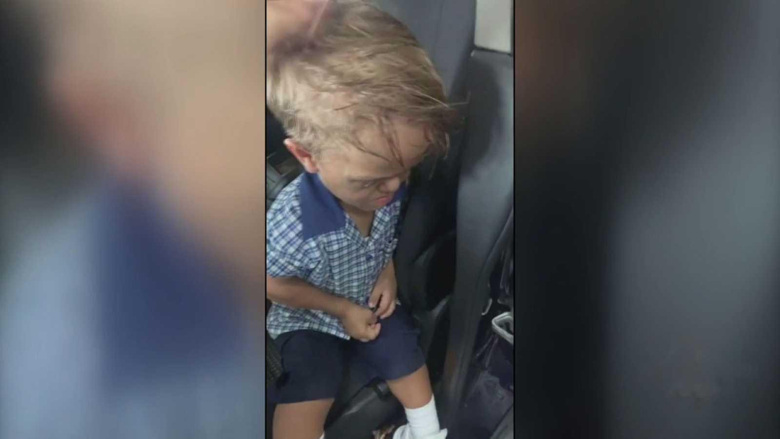 El vídeo de un niño australiano víctima de acoso levanta solidaridad en las redes