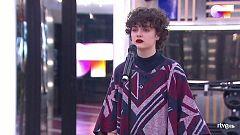 """OT 2020 - Anne canta """"Unchained Melody"""" en el segundo pase de micros de la Gala 6 de Operación Triunfo"""
