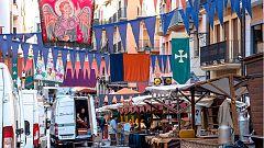 Teruel recrea la historia de los Amantes, como cada año