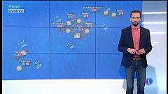 El temps a les Illes Balears - 21/02/20