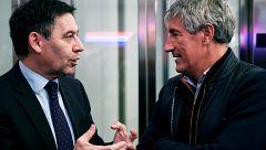 La junta directiva del Barça, muy molesta con Bartomeu