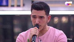 """OT 2020 - Bruno canta """"Lately"""" en el segundo pase de micros de la Gala 6 de Operación Triunfo"""