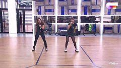 """OT 2020 - Maialen y Anajú cantan """"Con altura"""" en el segundo pase de micros de la Gala 6 de Operación Triunfo"""