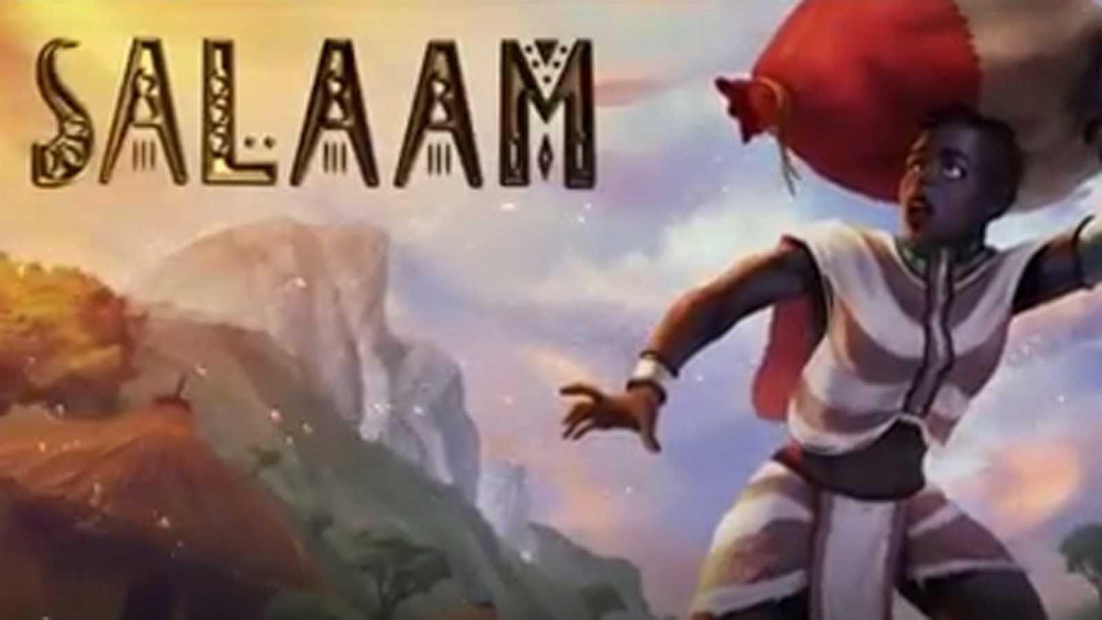 'Salaam' el videojuego que pretende concienciar sobre la situación de los refugiados