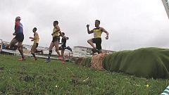 Carrera de montaña - Trail Campeonato Nacional Militar de campo a través